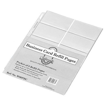 Business card holder refill pages gallery card design and card business card holder refill pages gallery card design and card business card holder refill pages images reheart Choice Image