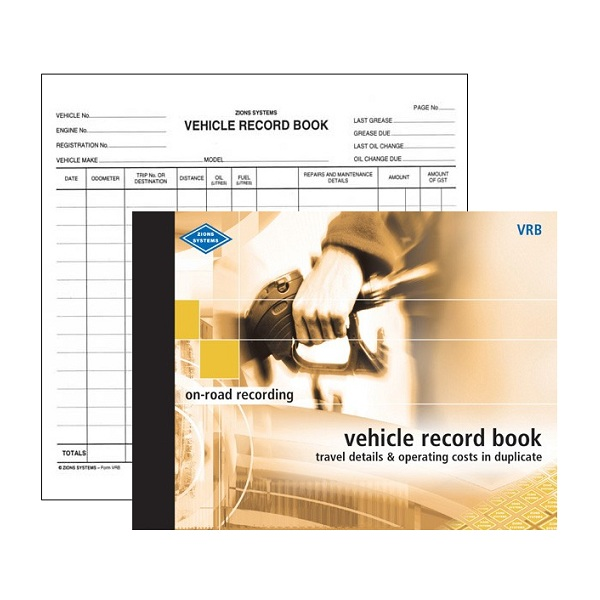 travel log books